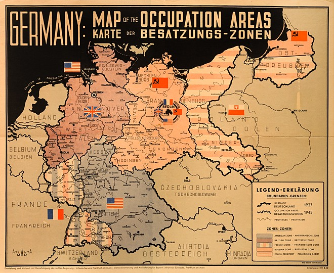 The Author World War Two Memory Lane - Germany map world war 2